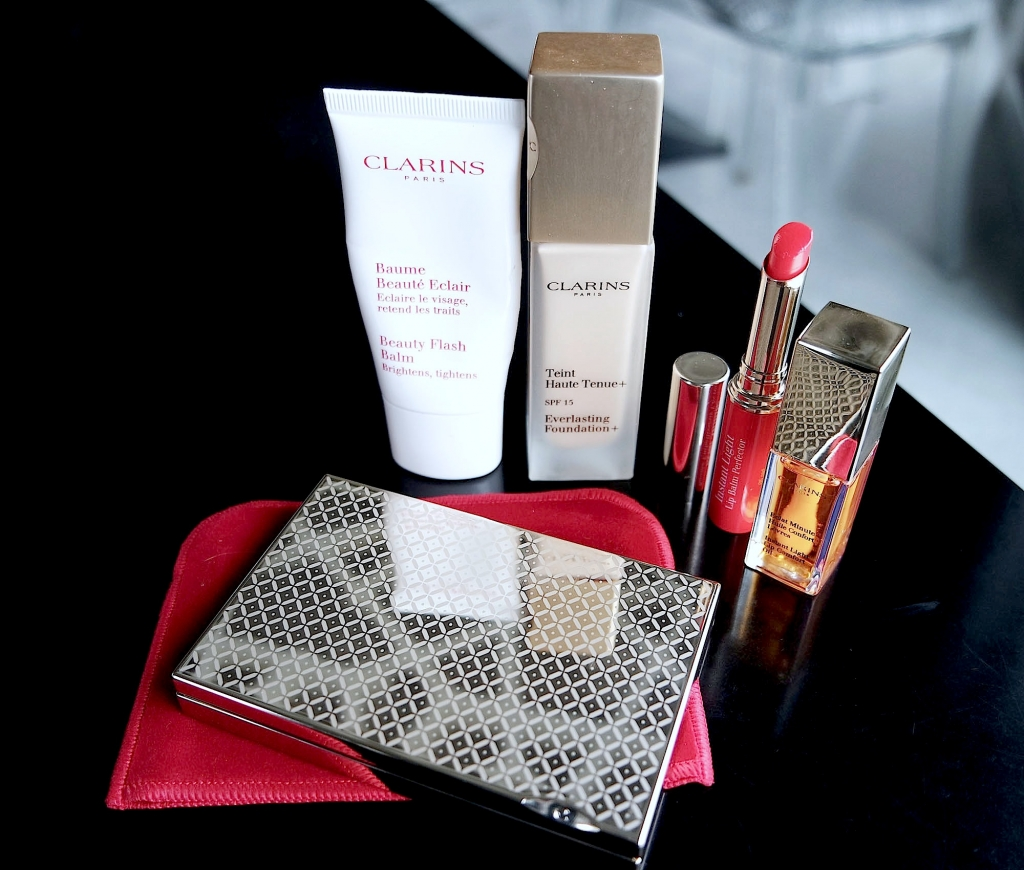 clarins make up