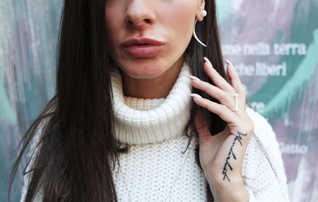 earring_ horn earring _orecchino _ accessori di tendenza_ orecchino borchia_ sperone