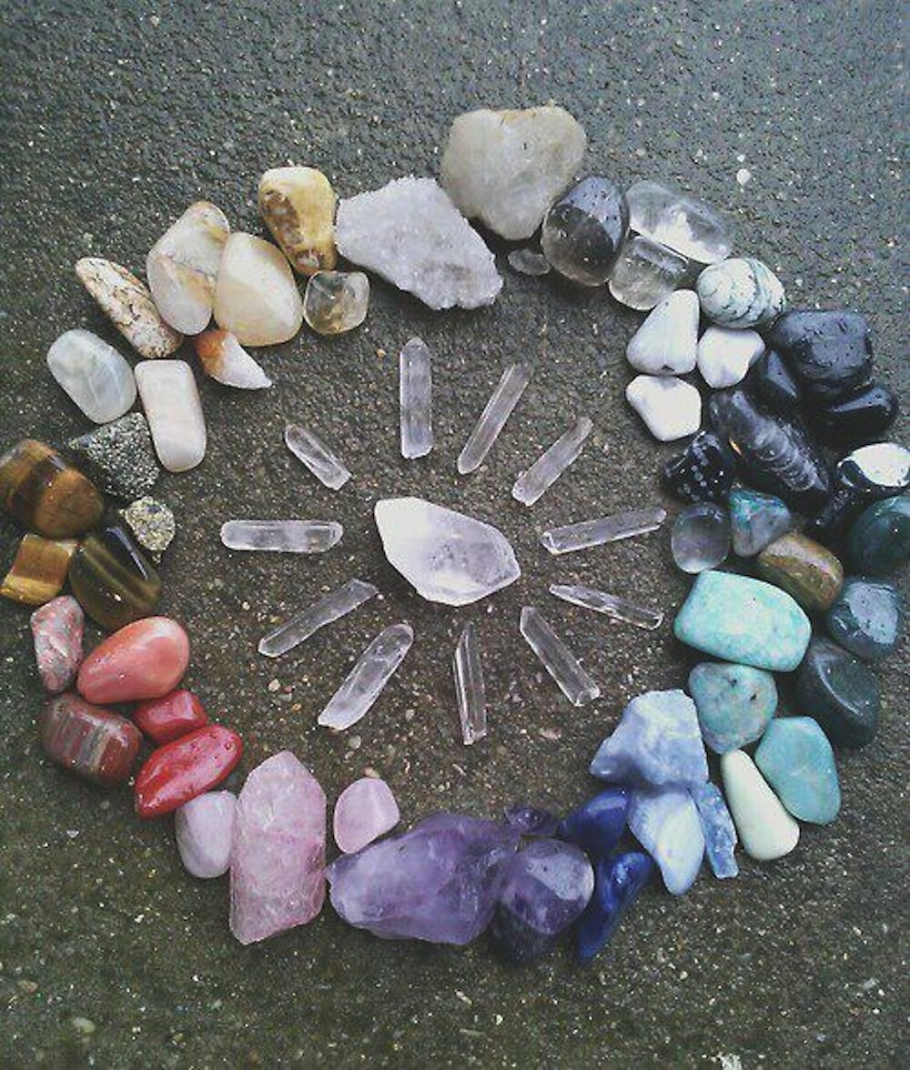 on stones ocean - photo #25