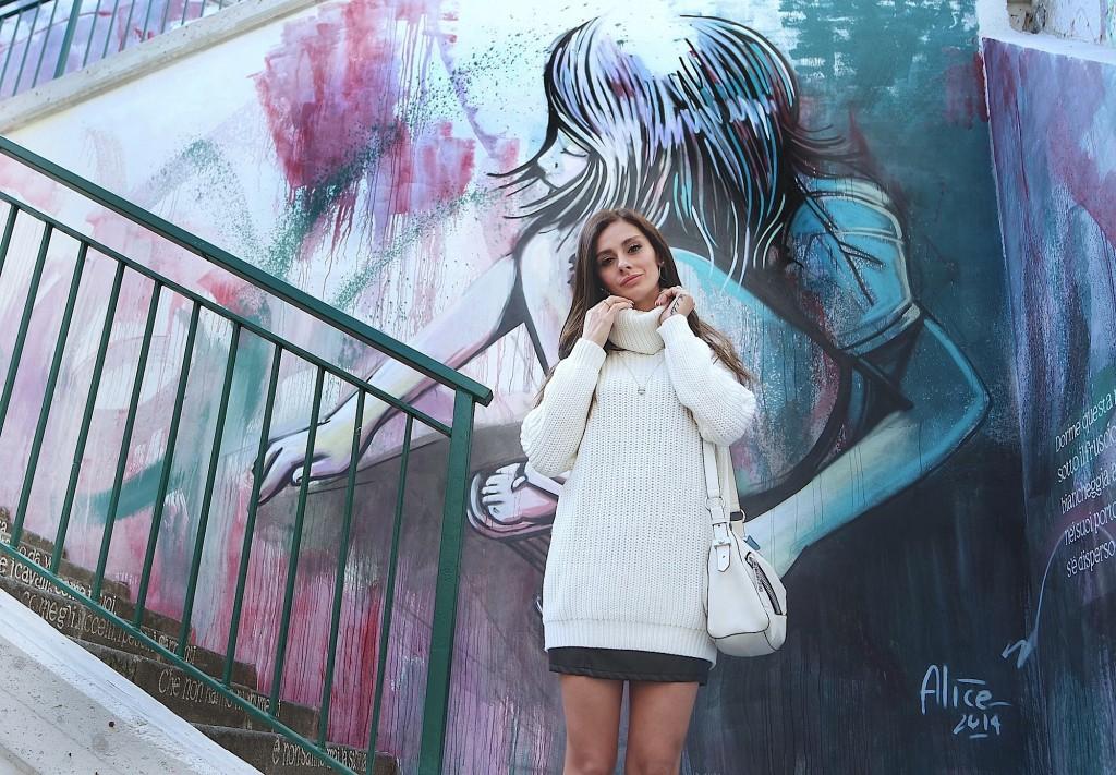 white sweater _ marie zamboli_ promenade _ in giro_ outfit_