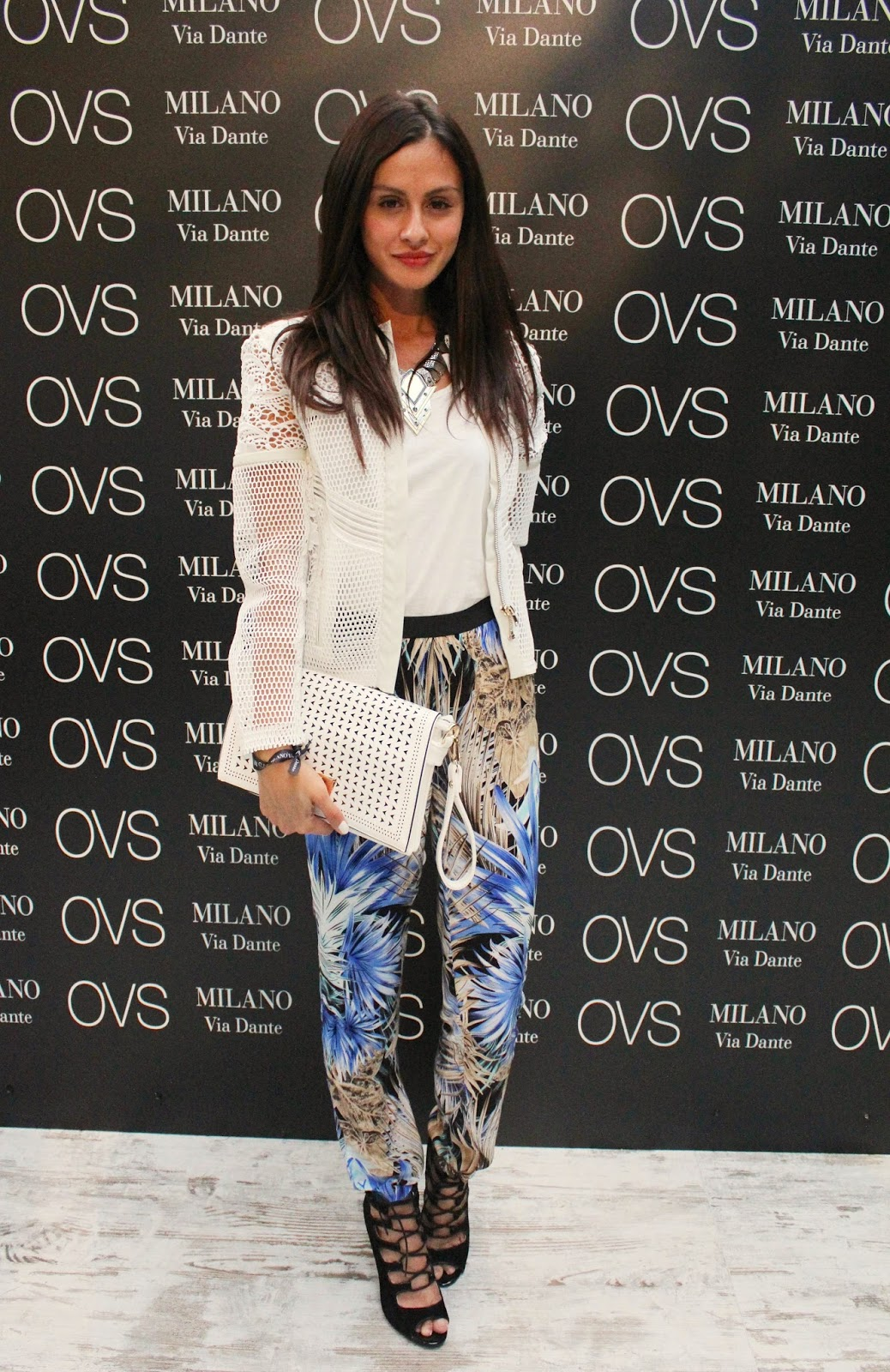 OVS VIA DANTE opening party a Milano