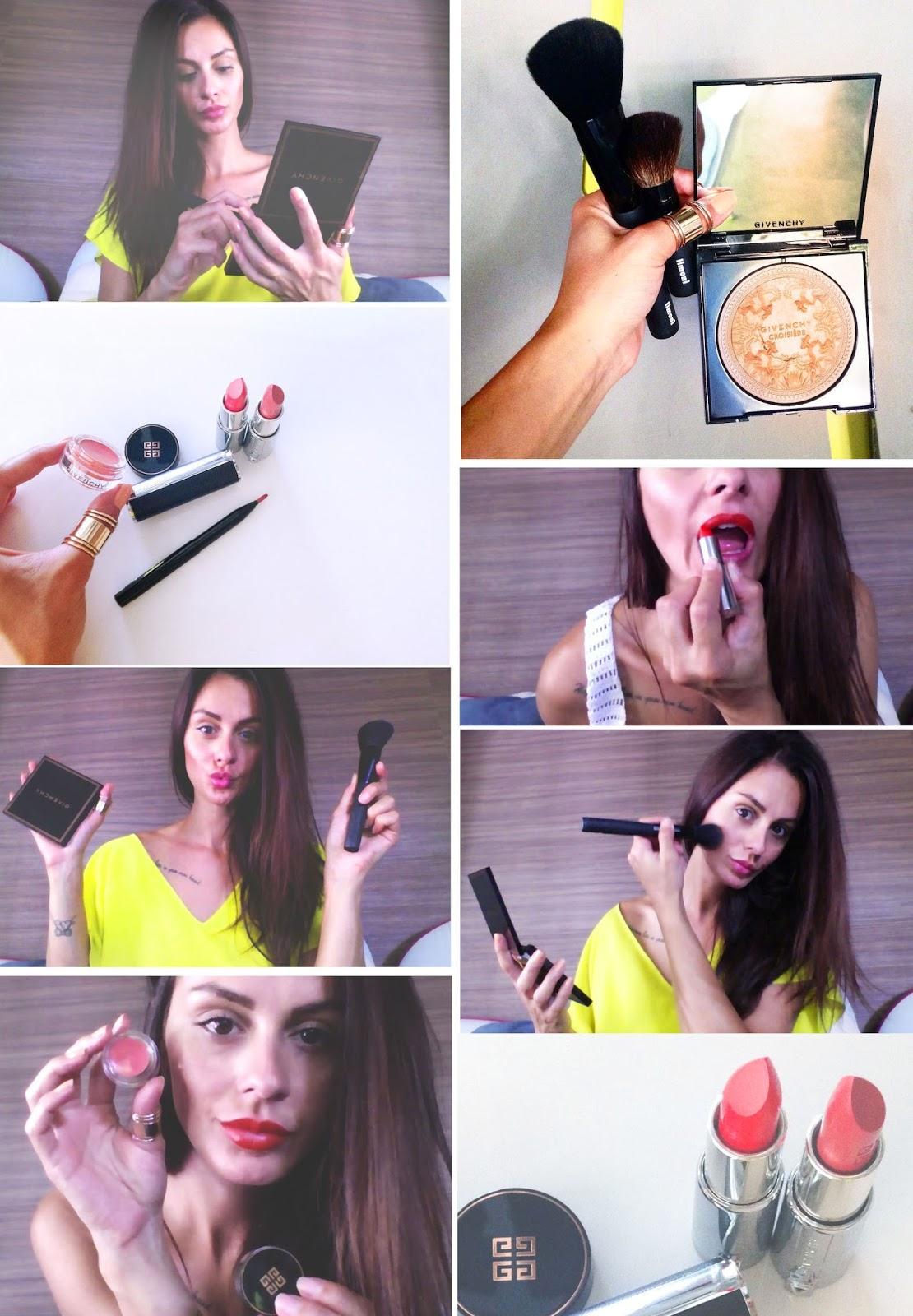 Il mio Make up Givenchy Croisière!