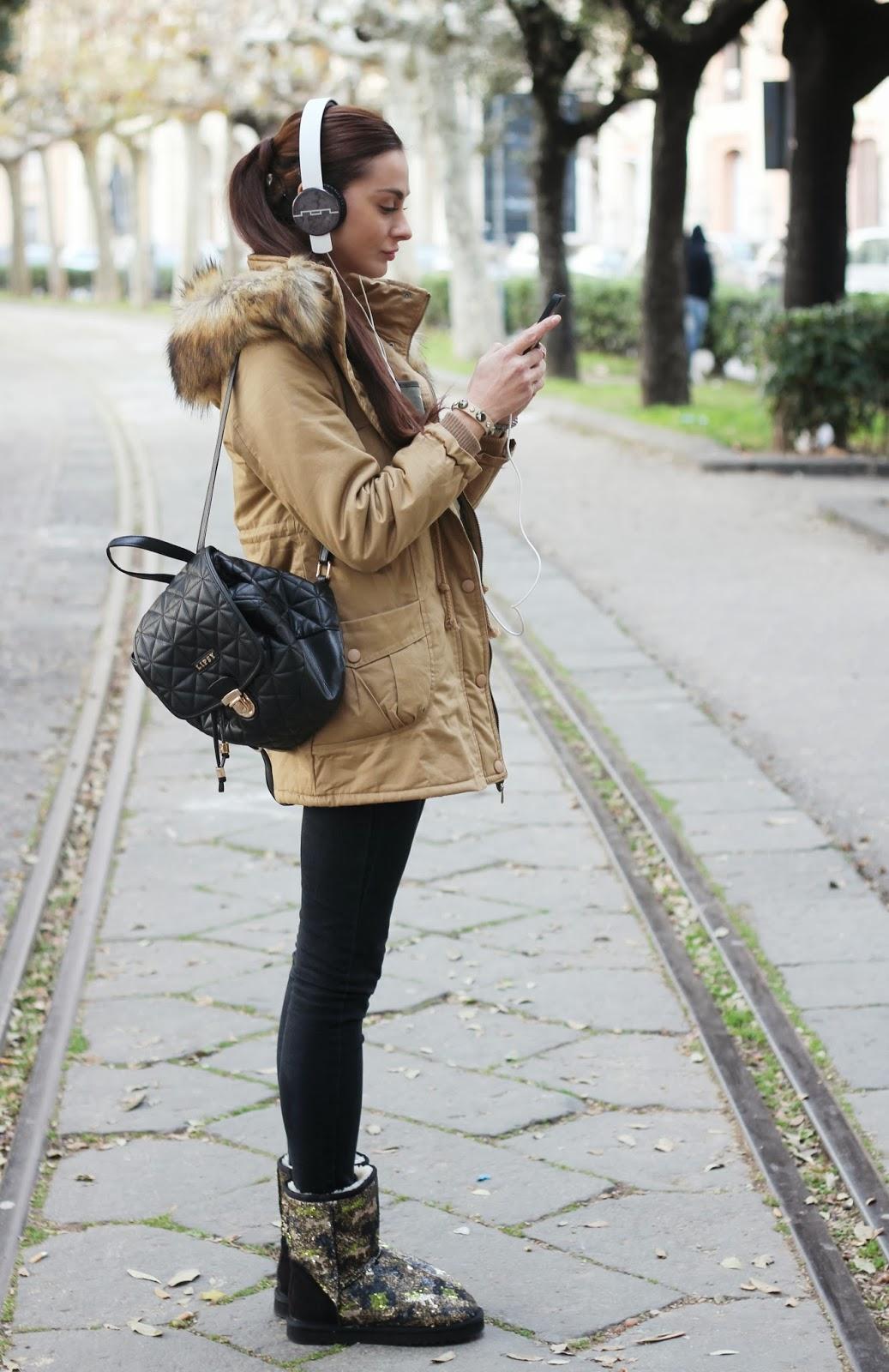 Famoso Look casual ed invernali? Ecco 15 idee outfit! - Marie Zamboli  PQ64