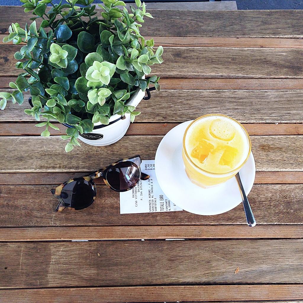 colazione a Salerno